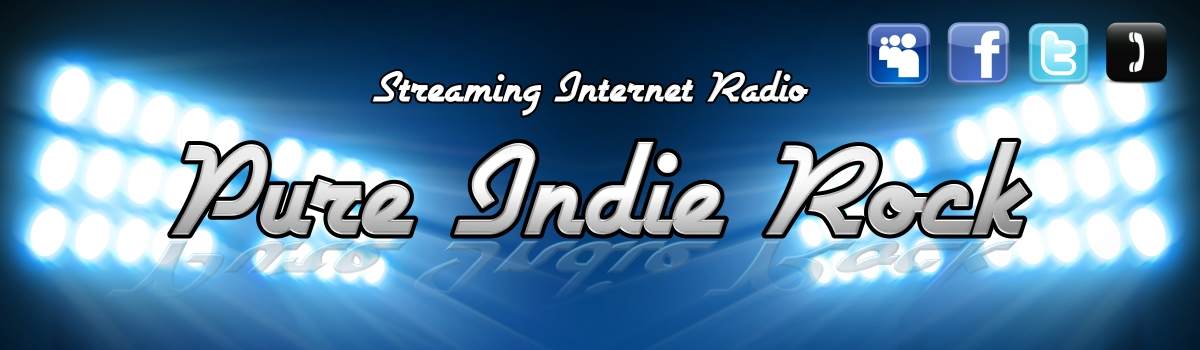 Indie rock radio station